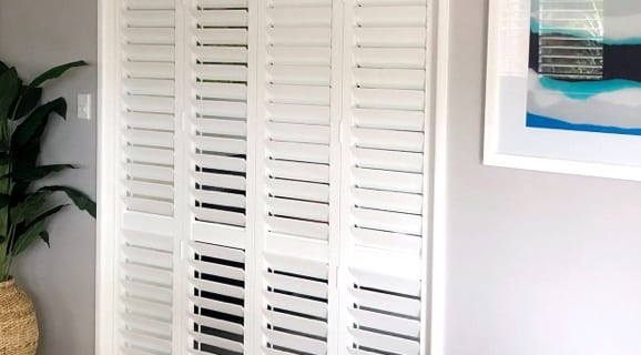 White Shutters — Blinds, Doors, & Shutters in Central Coast, NSW