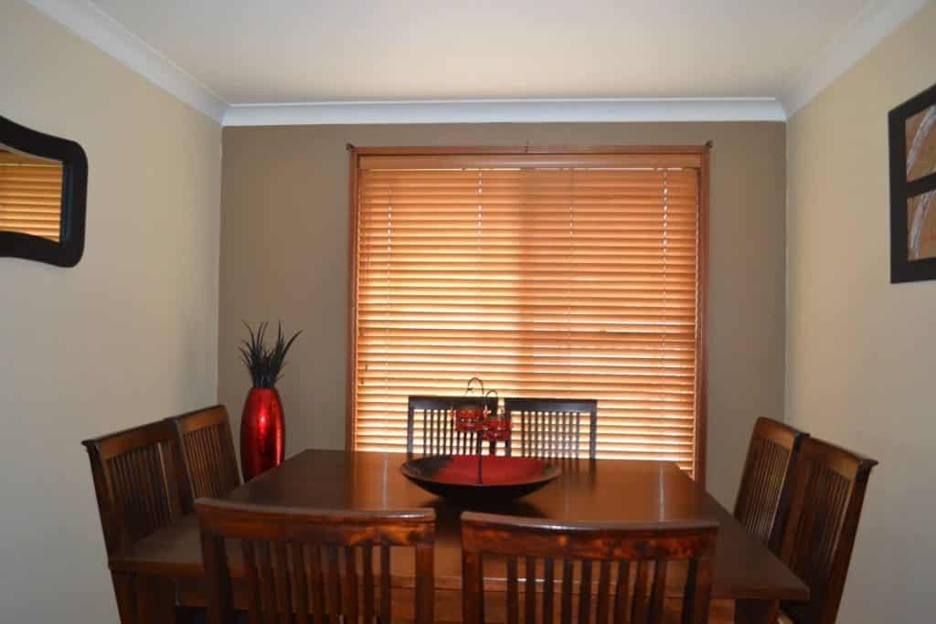 Timber Venetians — Blinds, Doors, & Shutters in Central Coast, NSW
